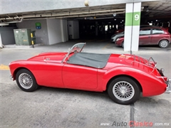 1960 MG MGA Convertible
