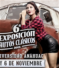6th Xalapa Classic Cars Exhibition