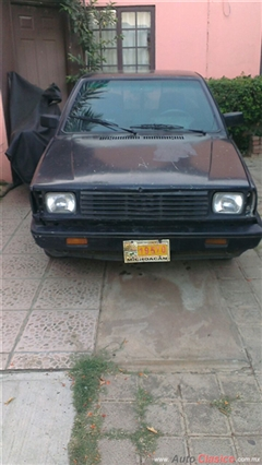 1986 Volkswagen VW FOX Pickup