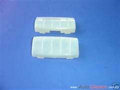 Micas para luz de Cortesia Chevrolet Bel Air, Hard Top 1949 - 1952