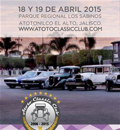 The 9th Anniversary National Meeting of Old Cars