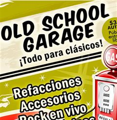 Old School Garage Mayo 2018