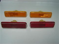 cuartos laterales para valiant duster, dart, volare, super bee,etc de 1972 a 1980.