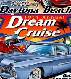 Más información de 10th Annual Daytona Beach Dream Cruise