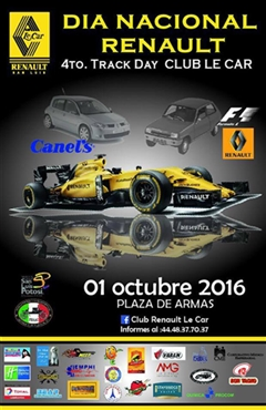 4to. Track Day Club Le Car