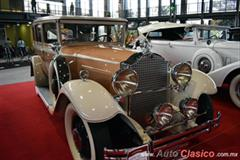 Retromobile 2017 - 1931 Packard Eight