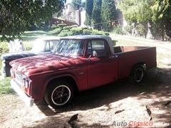 1970 Dodge Dogde pick up Pickup