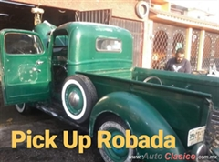 FORD PICK UP 1946 !!!ROBADA!!!