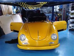 Porsche Replica de Speedster 356 Convertible 1956