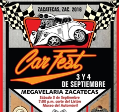 Car Fest Zacatecas