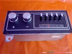 "radio original chrysler am para lebaron, dart, valiant, wayin  volare,super bee,cordoba,etc. ""nuevo"""