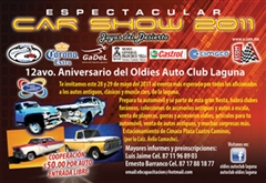12avo. Oldies Auto Club Laguna