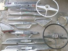 piezas para chevrolet apache 1955,1956,1957,1958,1959 pick up