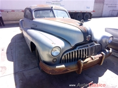 1946 Chevrolet buick Fastback