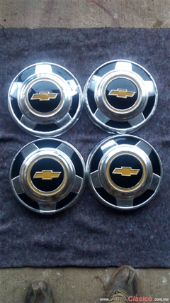 tapones originales chevrolet pickup 1970-77