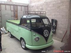 1961 Volkswagen Volkswagen Pickup Single-Cab (Combi) Pickup