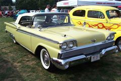 Ford Fairlane Coupe 1959