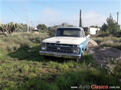 1966 Ford Pick up Twin I beam Pickup