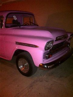 Chevrolet apache viking Pickup 1959