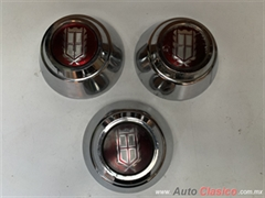 FORD LTD , CROWN VICTORIA  , GRAND MARQUIS 1980 A 1987 TAPONES DE TURBINA