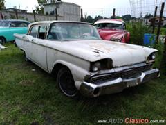 1959 Ford Fairline Sedan