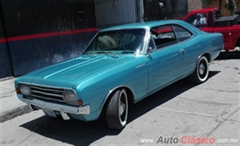 1969 Opel Rekord Coupe