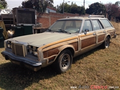 1982 Chrysler Lebaron Station Wagon Vagoneta