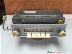 ford fairlane 1957 , 1958 y 1959 radio original completo