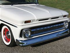 partes y refacciones chevrolet pick up 1961 al 1966