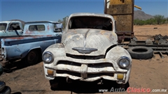 1954 Chevrolet PICK UP POR PIEZAS Pickup