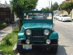 Jeep CJ5 Coupe 1969
