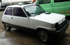 Renault mirage tx Sedan 1984