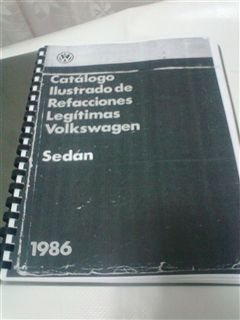 manual volkswagen sedan 1988.cel 5541399617