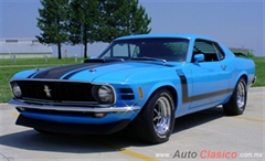 1970 Ford MUSTANG FASTBACK Fastback