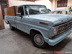 1969 Ford F100 pick up Pickup