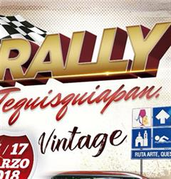 Rally Tequisquiapan 2018