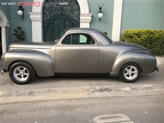 1940 Plymouth Hot Rod Coupe