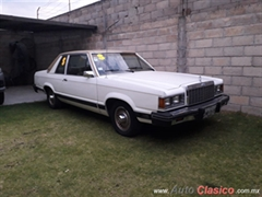1983 Ford FAIRMONT ELITE II Sedan