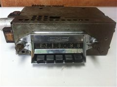CHEVROLET BEL AIR 1957 RADIO ORIGINAL