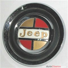 jeep willins 1960 emblema tracero