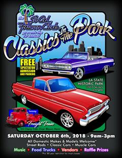 1st Annual Classics In The Park