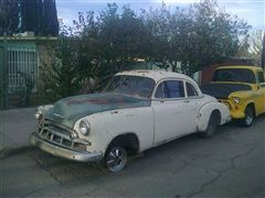 CHEVROLET COUPE 1950 2 PTS !!!