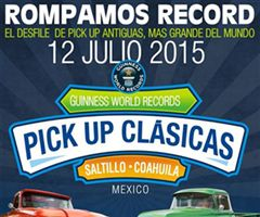 Guinness World Records Pickup Clásicas