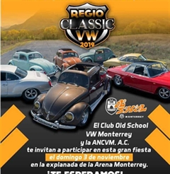 More information about Regio Classic VW 2019