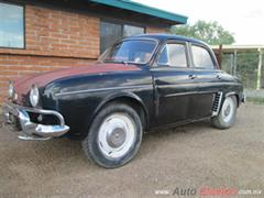 1960 Renault dauphine Coupe