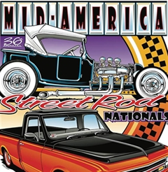 Más información de 36th NSRA Mid-America Street Rod Nationals