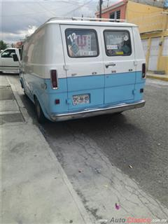 1972 Ford Econoline custome 100 Camión
