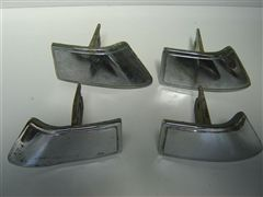 ford pick  up  1973 1979 1977 1975 f150 manijas de puerta r y l originales fomoco
