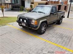 1988 Jeep COMANCHE 4 X 2 Pickup