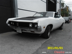 1971 Ford torino gt Coupe